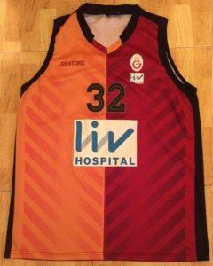 Galatasaray 2014 -15 Home jersey