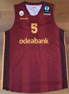 Galatasaray 2015 – 2016 away jersey