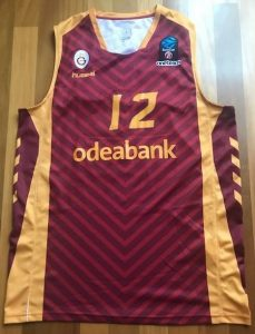 Galatasaray 2017 – 2018 away jersey