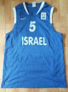Israel 2012 -13 away jersey