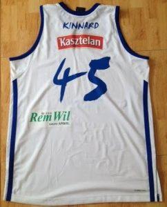 Włocławek 2011 -12 Home jersey