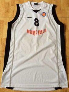 Krasnye Krylia 2011 -12 Home kit