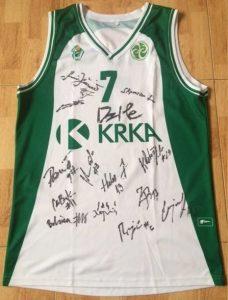 Krka 2013 -14 Home jersey