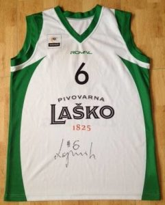Olimpija Ljubljana Unknown kit
