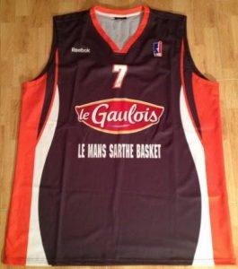 Le Mans Sarthe Basket Unknown kit