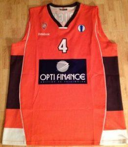 Le Mans Sarthe 2009 -10 Home jersey