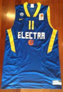 Maccabi Tel Aviv 2012 -13 away jersey