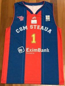 Steaua București 2017 -18 Home jersey