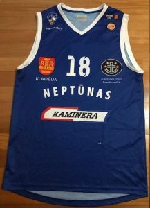 Neptūnas Klaipeda Unknown Home kit