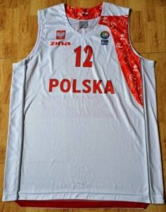 Poland 2013 -14 Home jersey