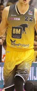 Stal Ostrów Wielkopolski 2018 -19 Home kit