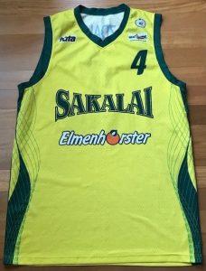 BC Sakalai  Unknown kit