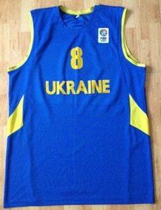 Ukraine Unknown jersey