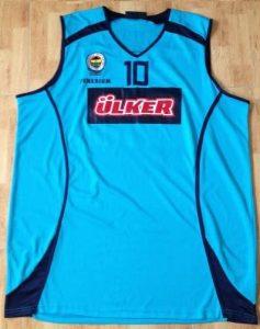 Fenerbahçe 2008 -09 alternate jersey
