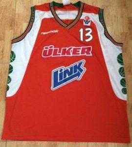 Ülker Spor Unknown Home kit