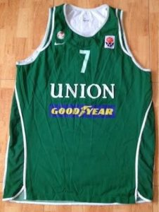Union Olimpija Ljubljana Unknown kit