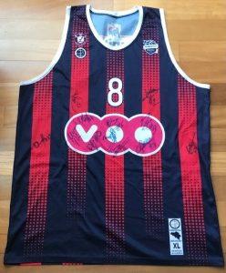 Liège Basket Unknown Home kit