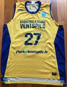 Ventspils 2017 -18 Home kit