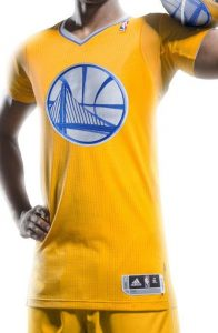 Golden State Warriors christmas 2013 jersey