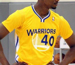 Golden State Warriors 2012 -13 short sleeve jersey