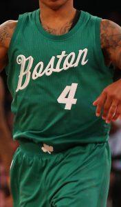 Boston Celtics Christmas 2016 jersey