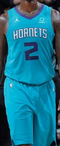 Charlotte Hornets 2019 -20 icon jersey