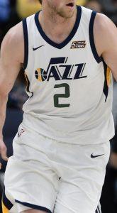 Utah Jazz 2018 -19 association jersey