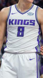 Sacramento Kings 2018 -19 association jersey