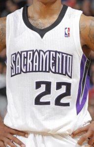 Sacramento Kings 2013 -14 Home jersey