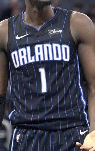Orlando Magic 2019 -20 icon jersey
