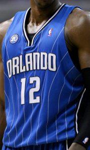 Orlando Magic 2008 -09 Home kit
