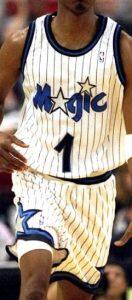 Orlando Magic 1994 -95 Home kit