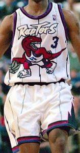 Toronto Raptors 1997 -98 Home jersey