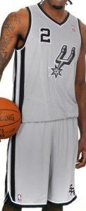 San Antonio Spurs 2012 -13 alternate jersey