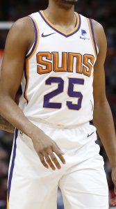 Phoenix Suns 2019 -20 association jersey