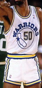 Golden State Warriors 1987 -88 Home kit