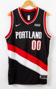 Portland Trail Blazers 2019 -20 icon jersey