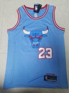 Chicago Bulls 2019 -20 city jersey