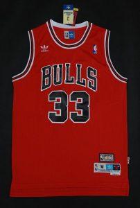 Chicago Bulls 1995 -96 road kit