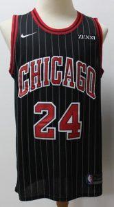 Chicago Bulls 2019 -20 Throwback statement jersey
