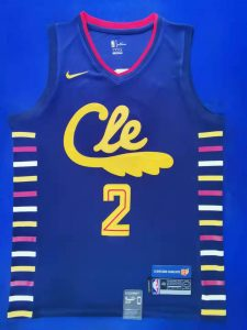 Cleveland Cavaliers 2019 -20 city jersey