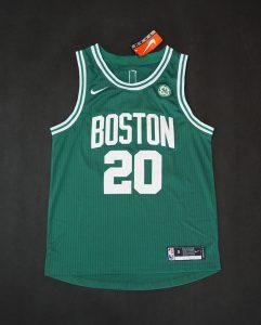 Boston Celtics 2017 -18 icon jersey