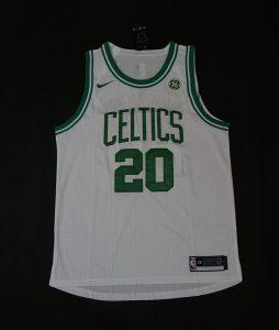 Boston Celtics 2017 -18 association jersey