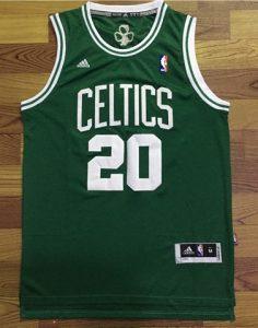 Boston Celtics 2011 -12 away jersey