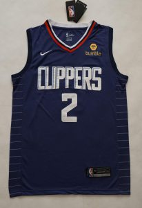 Los Angeles Clippers 2019 -20 icon jersey