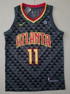 Atlanta Hawks 2018 -19 icon jersey