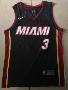 Miami Heat 2018 -19 icon jersey
