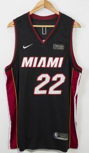 Miami Heat 2019 -20 icon jersey