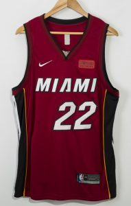 Miami Heat 2019 -20 statement jersey