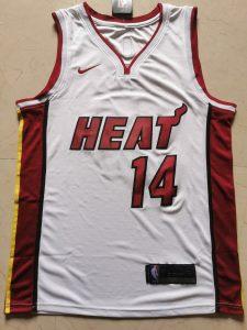 Miami Heat 2019 -20 association jersey
